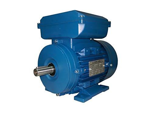 DOJA Industrial | Motor Electrico Monofasico 220v (0,09 KW - 0,12 CV) 3000 RPM con patas (B3) | Motores electricos de ALTA CALIDAD