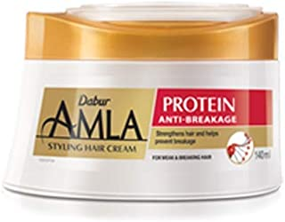 Dabur Amla Protein Styling Hair Cream 140ML