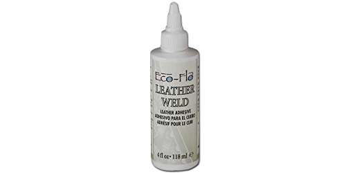 Tandy Leather Eco-Flo Leather Weld Adhesive 4 oz. 2655-01