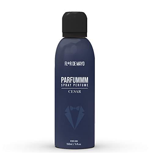 Perfume Frutal para Hombre, Larga Duración, Perfume en Formato Spray 150 ml, Ideal para regalo (CESAR)