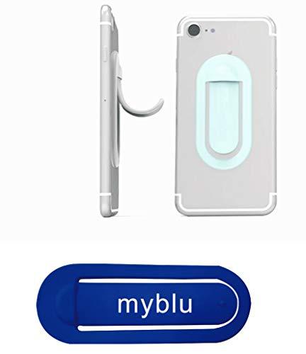 E-Zigarette myblu Farbe Lila - Starter Set mit 2 Doppelsets Aroma Cherry Crush + Coconut Breeze - Ohne Nikotin + Original LK Soft Touch Pen