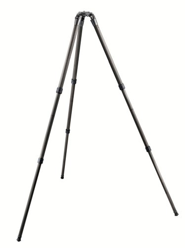 Gitzo Systematic Series 3 Carbon Tripod, 3-section, compact level GT3532S