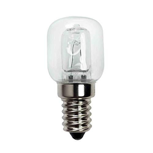 JXAA 2 X 25W E14 Tapón De Rosca Pequeño Lámparas Pigmeas Horno Refrigerador Y Bombillas De Luz para Microondas Bombilla De Cocina