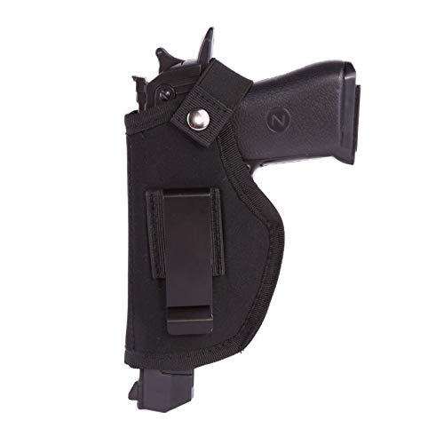 NO LOGO L-Yune, Jagd Durable Zubehör Tactical Styropor Pistole Holster Sets mit Metallklammern Nizza Versteckt for Right & LeftHands (Farbe : MP0434A)