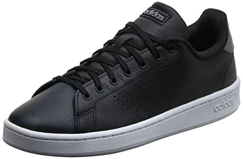 adidas Advantage, Zapatillas de Tenis para Hombre, Negro (Negbás/Negbás/Gritre 000), 42 EU