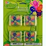 Backyardigans Zipper Pulls 4 Pack by Party Express