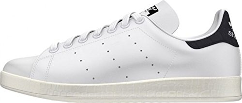 Adidas Women Stan Smith Luxe - White / Core Black - 36 2/3