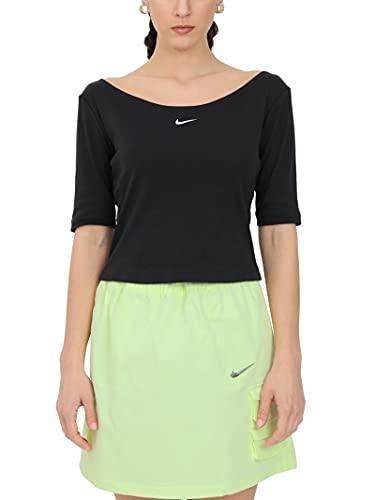 Nike Camiseta Sportswear Essential 010 Negro M