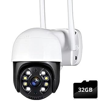Best pan tilt zoom ip camera outdoor Reviews