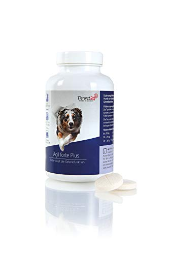 Tierarzt24 Agil forte Plus 65 Tabletten