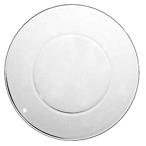 Anchor Hocking 10-Inch Presence Dinner Plate, Set of 12 - 86037