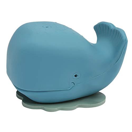 Hevea Badespielzeug Naturkautschuk Harald der Wal - Blue