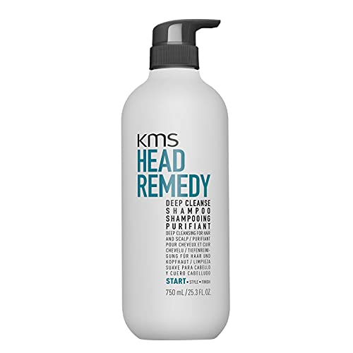 KMS California Head Remedy Deep Cleanse Shampoo (Deep Cleansing For Hair and Scalp) 750ml