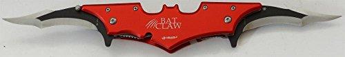 Batman Messer Taschenmesser BATCLAW federunterstützt von Silvio Overlach GmbH