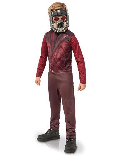 Disfraz Star Lord Los Guardianes de la Galaxia nio 7 a 8 aos (117 a 128 cm)