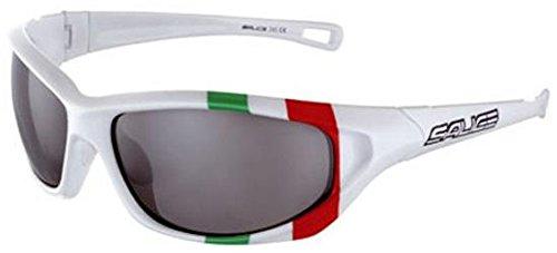 Salce 342itap, Lunettes de Soleil SR Plus Fixer Unisexe Adulte Taille Unique Bianco Italia
