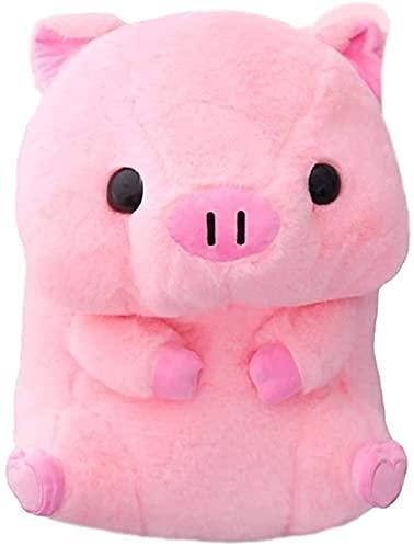 ZHNGG Juguete de la Felpa, muñeca Animal Linda de la Felpa del Juguete de la Felpa del Cerdo Redondo Gordo Lindo de 40 cm, Cerdo del bebé