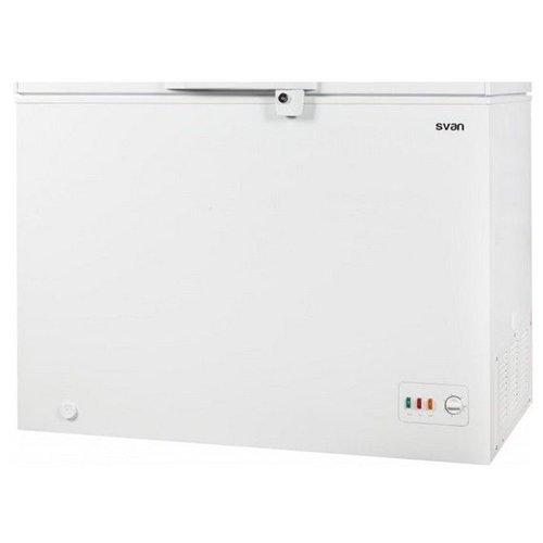 Congelador horizontal SVAN SVCH300DC A+, 300L