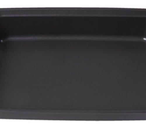 Rachael Ray 54074 Yum -o!  Nonstick Bakeware Baking Pan / Nonstick Cake Pan, Square - 9 Inch, Gray