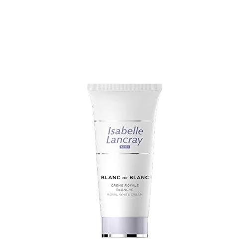 Isabelle Lancray Blanc de Blanc - 24h Pflege zur Aufhellung pigmentgestörter Haut, Feuchtigkeitscreme mit leichtem Lichtschutz, Tagescreme, Nachtcreme, 1er Pack