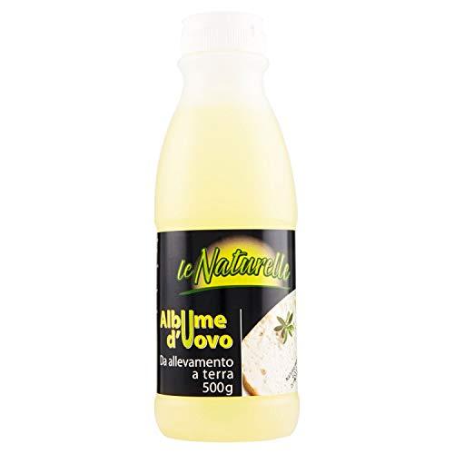 Le Naturelle Albume d'Uovo in Bottiglia - 500 gr