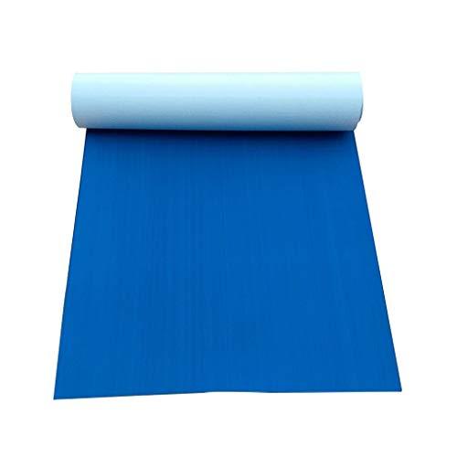 Tabla de surf hinchable para Hoja de auto-adhesivo de EVA Barco yate marina Suelos imitación de imitación de teca Plataforma Pad 220x65cm 6 mm de espuma Piscina alfombra del piso tabla de surf electri