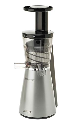 Jupiter Juicepresso 3in1 Slow Juicer extracteur de jus argent