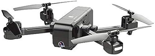 Felicy Drohne mit 1080P Weißwinkelkamera FPV GPS RC Quadrocopter (Schwarz