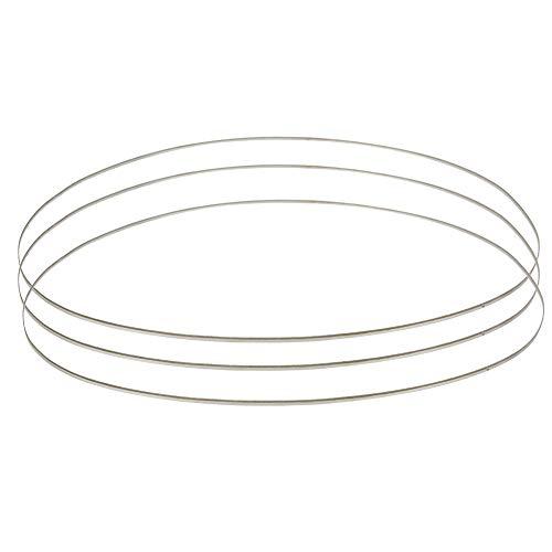 Glasschneidsäge, B Ersatz Easy Bandsäge Bandsägeblatt, für mineralische Materialien Marmorglasstein