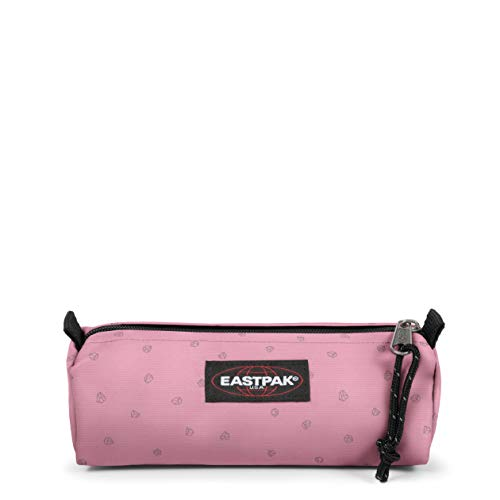 Eastpak Benchmark Single Astuccio, 21 cm, Rosa (Tribe Rocks)