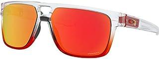 Oakley Erkek Güneş Gözlükleri 0OO CROSSRANGE PATCH 938208 60, RUBY MIST\PRIZMRUBY,