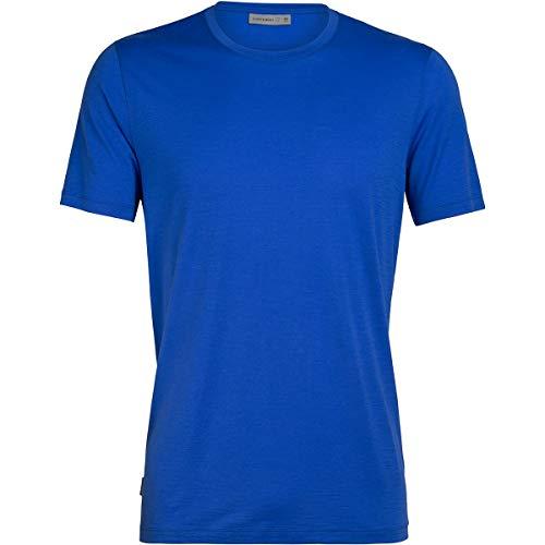 Icebreaker 150 Tech Lite Crewe Short Sleeve Shirt Men - Merinoshirt