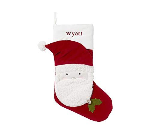 DOUPJ Calze Natalizie Regali Natalizi Calze Natalizie Sacchetti Regalo Personalizzati per Natale