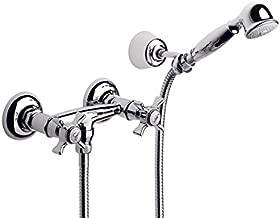 flexible de 1,50 m Grifer/ías hidrosanitarias Monomando A5A3260C00 Roca Victoria Ref y soporte de ducha grifo monomando exterior para ducha con ducha de mano