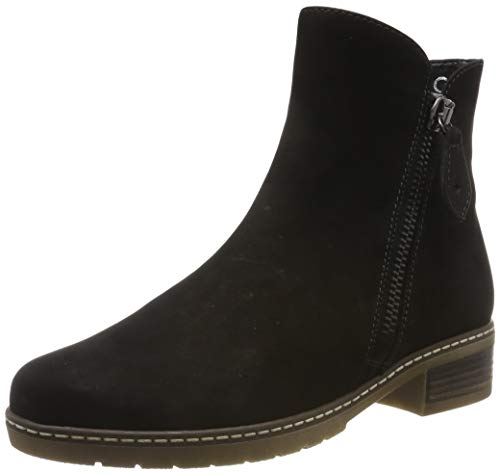 Gabor Shoes Damen Comfort Sport Stiefeletten, Schwarz (Schwarz (Micro) 47), 38 EU