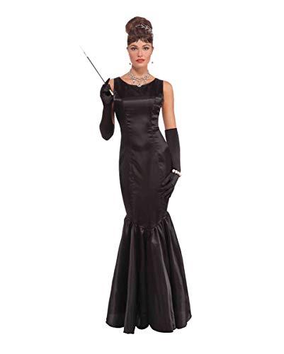 Horror-Shop Hollywood Vintage High Society Ladies Costume
