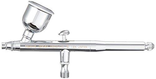TAMIYA 74532 SW HG Airbrush III 0,3mm/DA, Silber