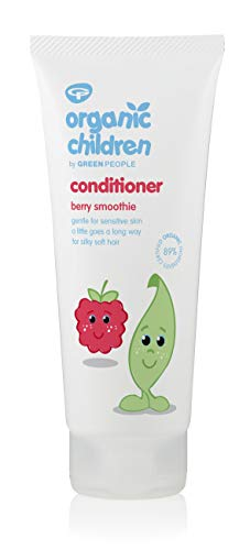 Organic Children Conditioner – Berry Smoothie, 200 ml