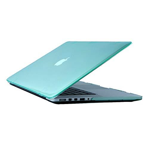 TONGTAIRUI-Cellphone Covers Schöne Taschen & Hüllen Für 2016 Neue MacBook Pro 13,3 Zoll A1706 & A1708 Laptop Kristall PC Schutzhülle (Farbe : Grün)