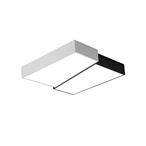 Lampe De Plafond Géométrique Simple De Lampe De Plafond De Chambre À Coucher (Taille : L)