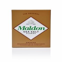 Maldon Salz Smoked Sea Salt 125g x 3