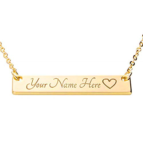 Customizable Necklace for Her
