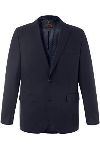 JP 1880 Herren große Größen bis 72, Anzug-Jacke, Baukasten-Sakko Zeus, FLEXNAMIC®, Schnurwoll-Qualität Navy 64 705512 70-64