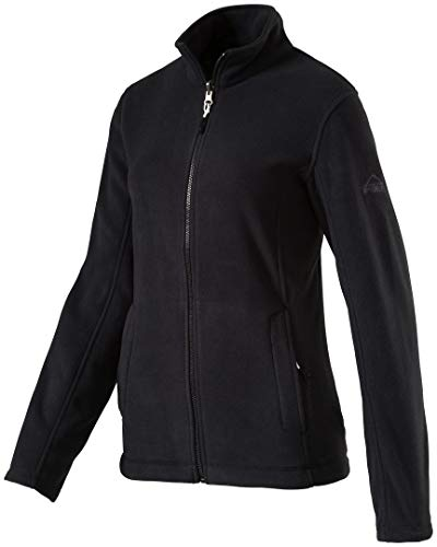 McKinley Nelson Lagoon Iv Veste Polaire pour Femme,rouge/Red Wine-42