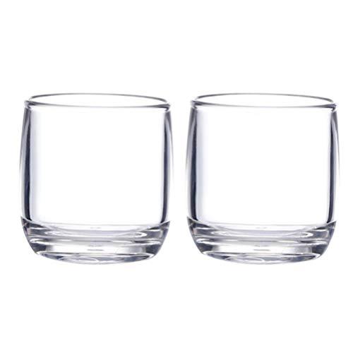 whisky y bebidas 6 Colors para c/óctel 14 oz Vasos de pl/ástico acr/ílico para bebidas cerveza vasos de agua vasos de colores para adultos vasos de pl/ástico para ni/ños zumo