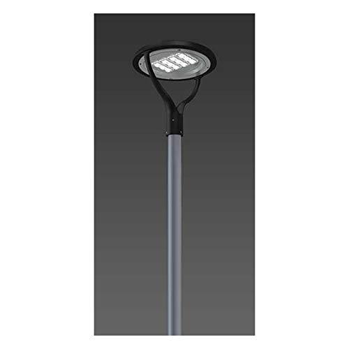 RZB Zimmermann LED-Mastaufsatzleuchte 612208.0031 3000K, anthrazit Gonia Straßen- und Platzleuchte 4051859376361