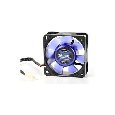 Noiseblocker Gehäuse Lüfter Black Silent Fan Xr2 60mm Elektronik