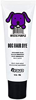 Opawz Dog/Pet Hair Dye Gel Bright, Fun Shade, Semi Permanent and Permanent Dye, Completely Non Toxic Safe for Dogs, Multiple Colors Available