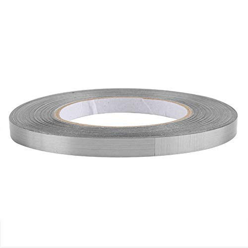 Cinta decorativa de PVC Láminas para el suelo Línea de la grieta Etiqueta adhesiva Azulejo de esquina autoadhesivo(03-3cm)