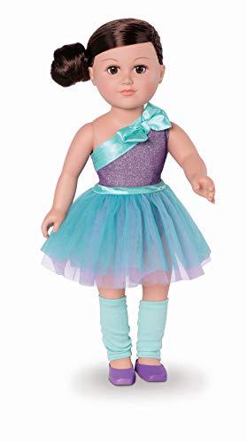 My Life As Poseable 18' Ballerina Doll - Brunette
